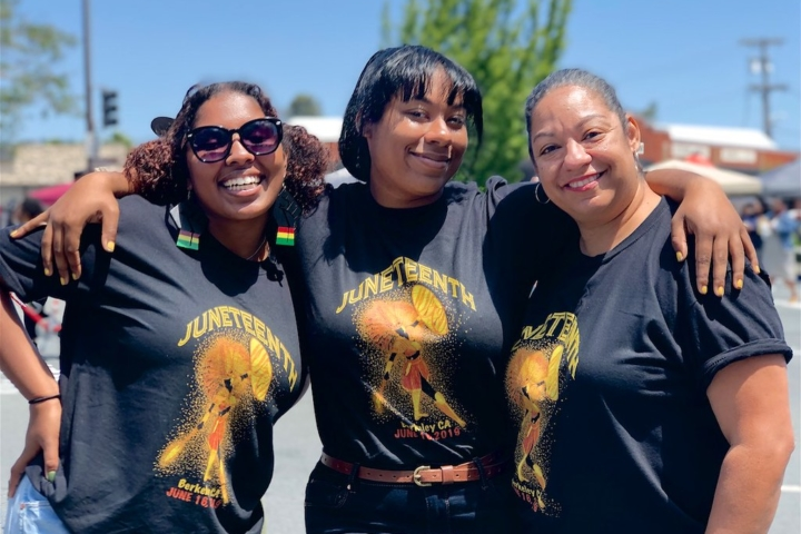 Juneteenth Festival 2019. Photo: Nancy Rubin
