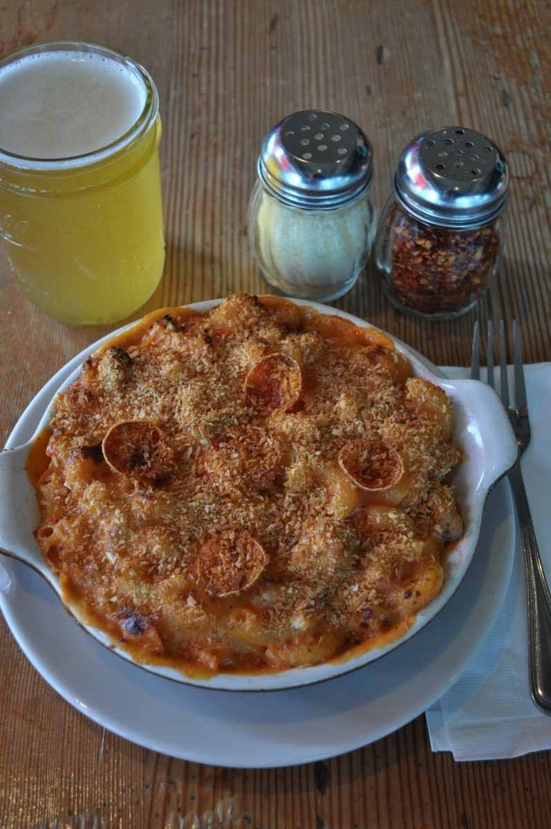 Homeroom's Pizza Mac, a crowd favorite, will return as a special for the restaurant's two-day National Mac and Cheese Day event.