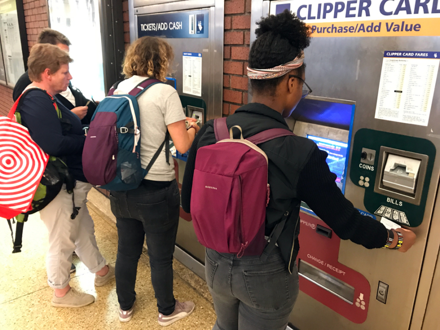 BART paper ticket sales to end in downtown Berkeley and