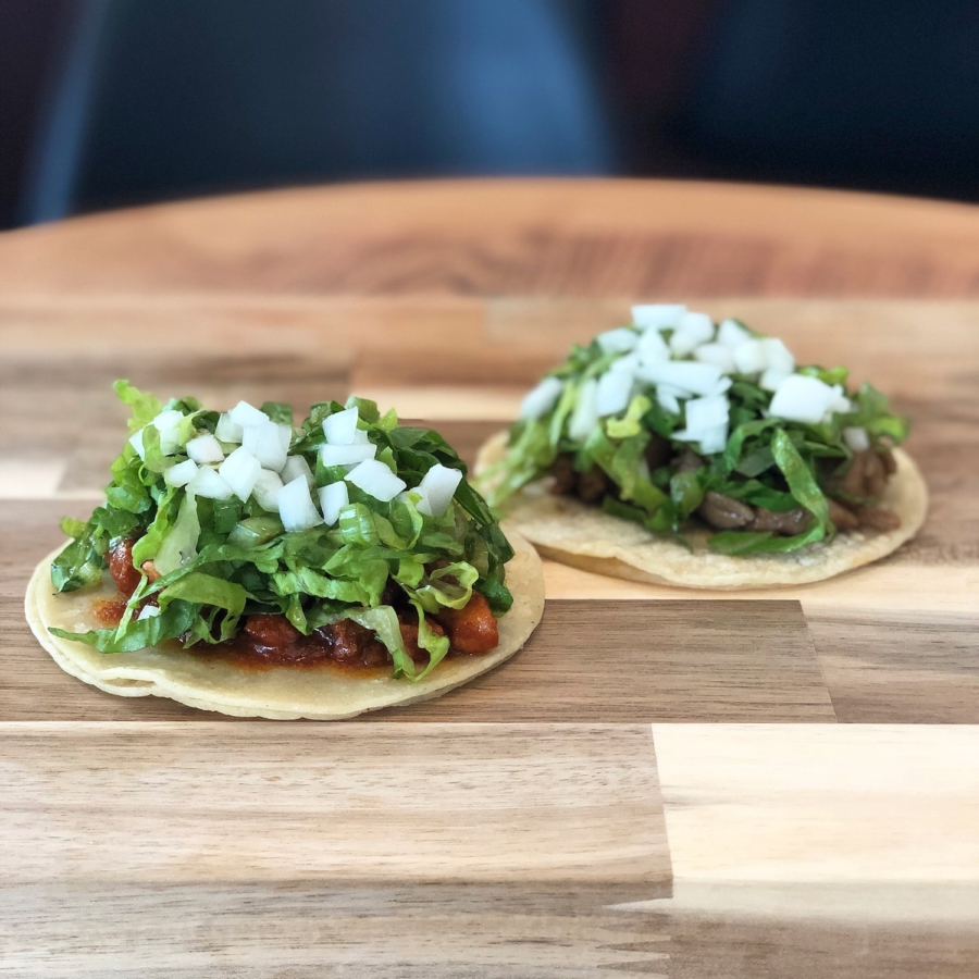 Fast-casual bibimbap restaurant Mad Seoul has added Korean tacos to the menu.