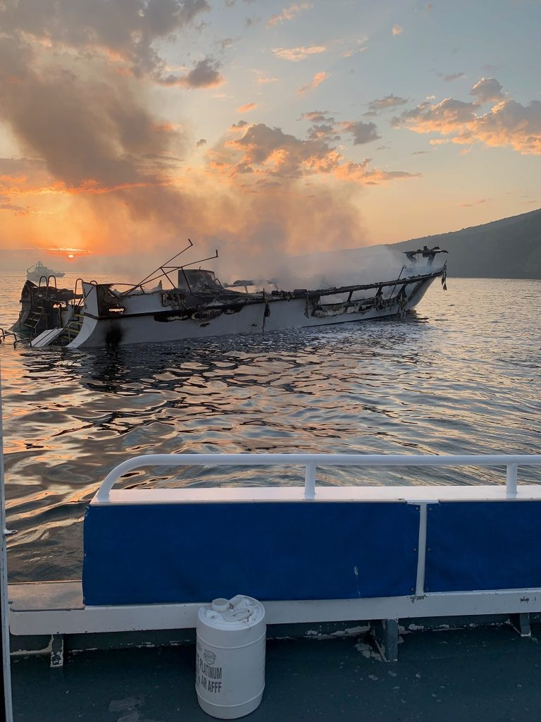 Berkeley Couple Among Victims Of Conception Boat Fire
