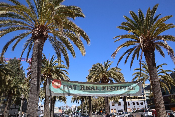 Eat Real Festival returns to Jack London Square for its 11th year.