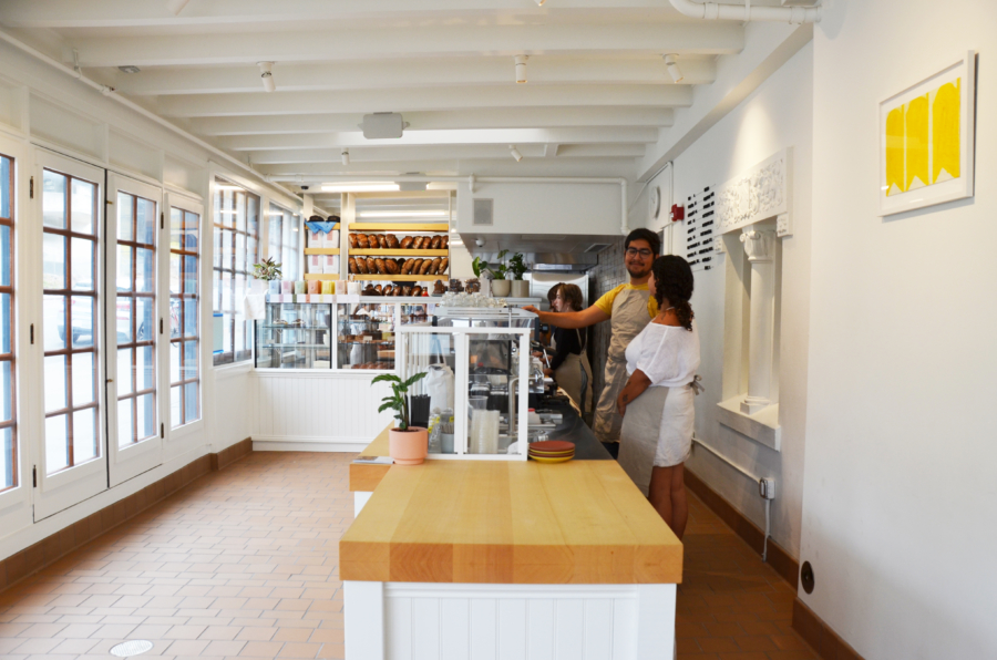 Tartine Bakery opened a Berkeley location at the Graduate hotel on Sept. 16.