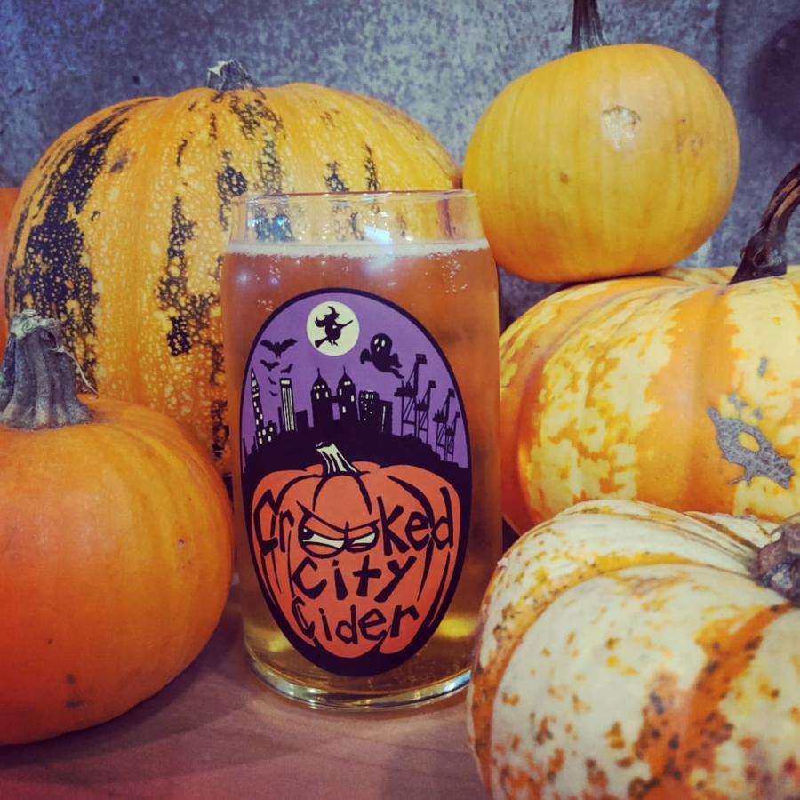 Special Halloween ciders will be available at the Crooked City Boo Bash Halloween ciders, including candy corn, sour green caramel apple, boo berry and bloody orange. There'll also be a whole slew of family-friendly fun.