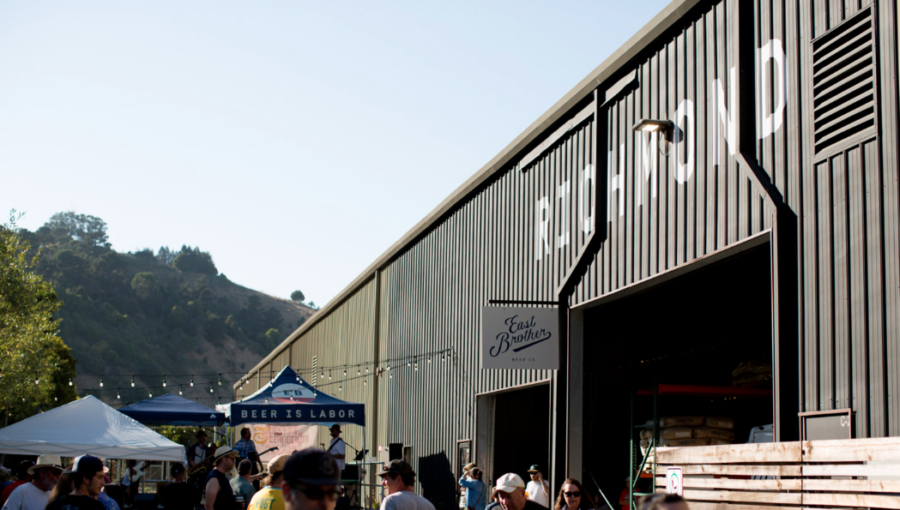 East Brother taproom