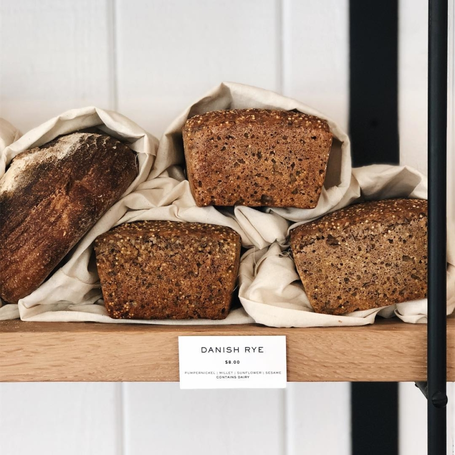 Farm & Flour's Danish rye bread is only available Tuesdays and Fridays in Benicia, but will be available everyday at the new Berkeley location.