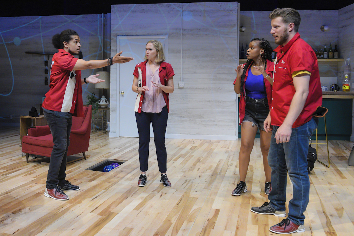 Exciting and sophisticated: 'White Noise' at Berkeley Rep