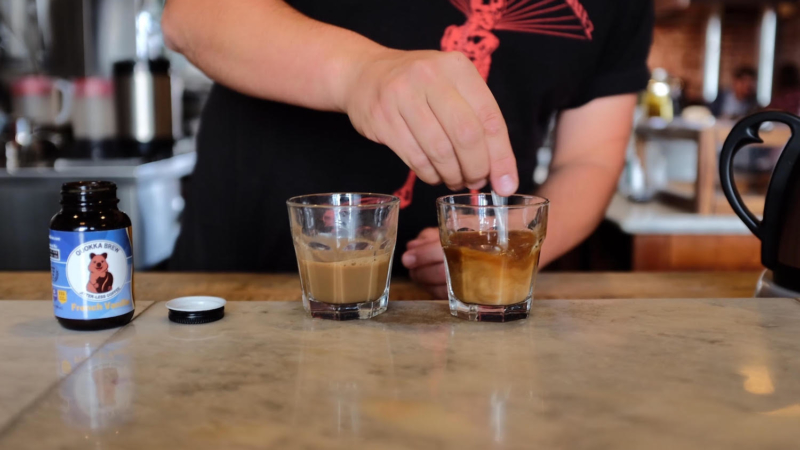 Quokka Brew is a cold brew coffee product that claims not to cause jitters.