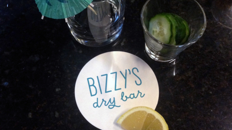Bizzy's Dry Bar in Oakland.