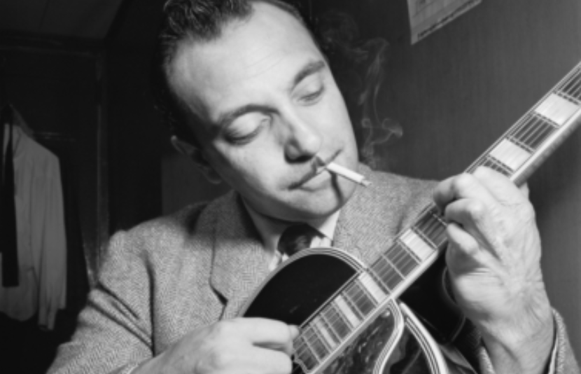 In Berkeley: Django Reinhardt unchained and Charles Amirkhanian's music inspired by nature