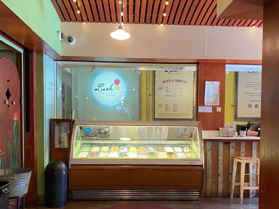 Lush at Epicurious Garden is now under the ownership of Gelato Classico.
