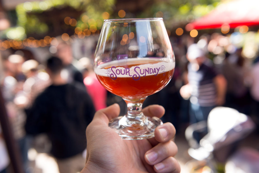 The Sour Sunday returns to Jupiter and Triple Rock in Berkeley for SF Beer Wee