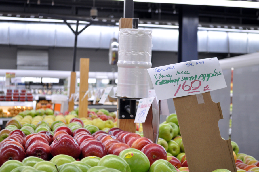 Glenn Yasuda's personal touches will continue to be seen around Berkeley Bowl through his handwritten signs in the produce section, of which a whole team has been formed, to follow in the likes of his penmanship.