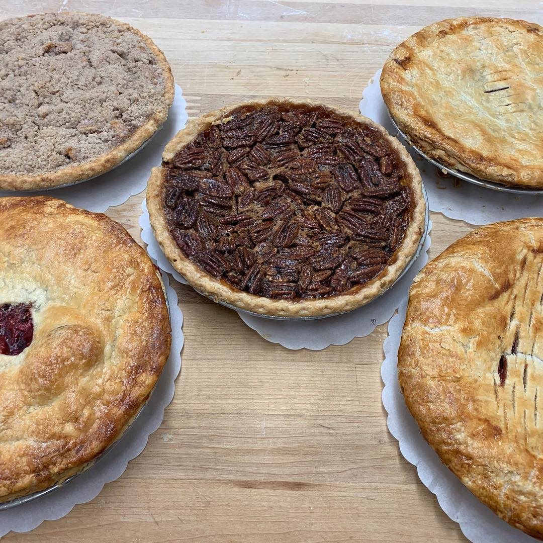 Pies the limit at Fatapple's on Pi Day.