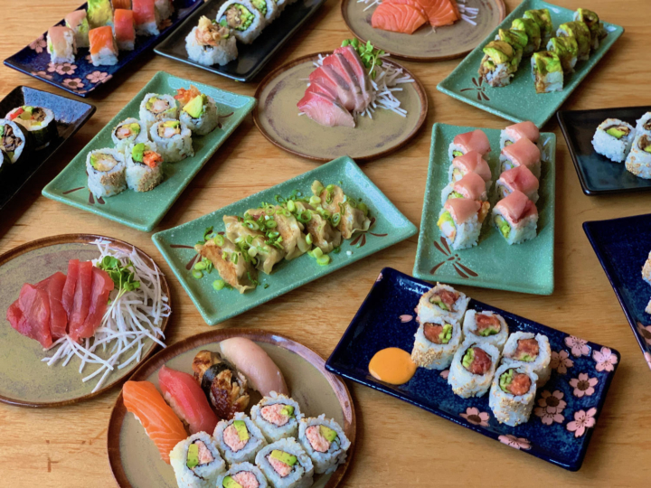 Chef Kyle Itani opens Nikkei Sushi, a takeout-only sushi restaurant out of Itani Ramen in Uptown Oakland.