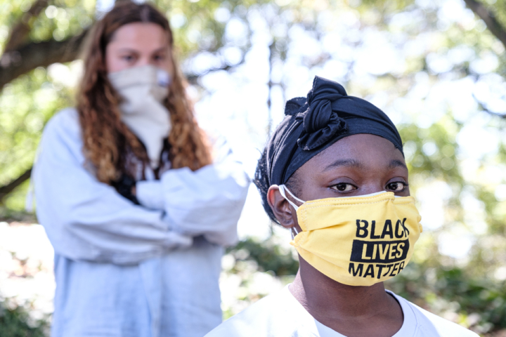 Shayla Avery reflects on a year of change after organizing Black Lives Matter protests last year