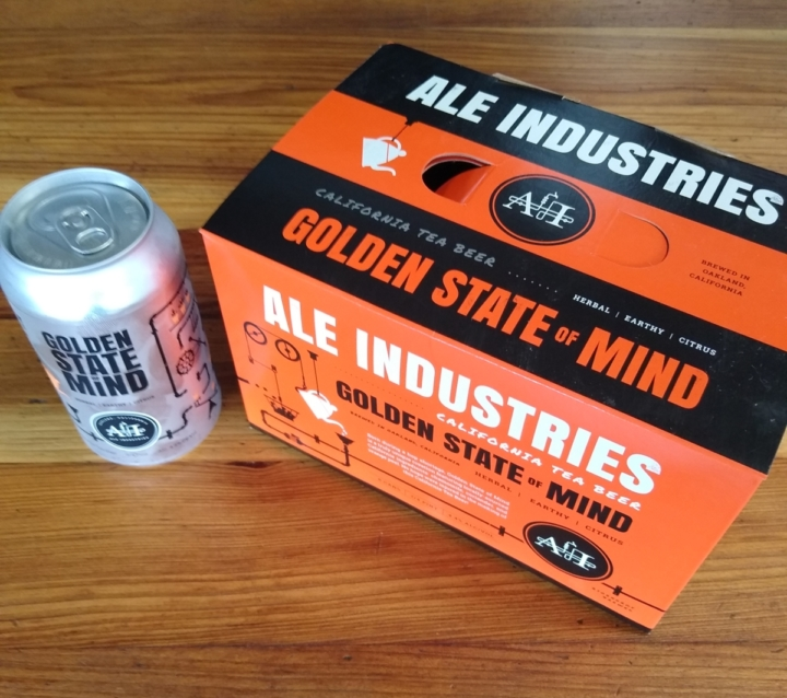 Ale Industries Golden State of Mind.