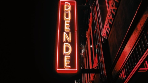 Duende in Uptown Oakland. As of Aug. 1., the restaurant has decided to temporarily close. Photo: Duende
