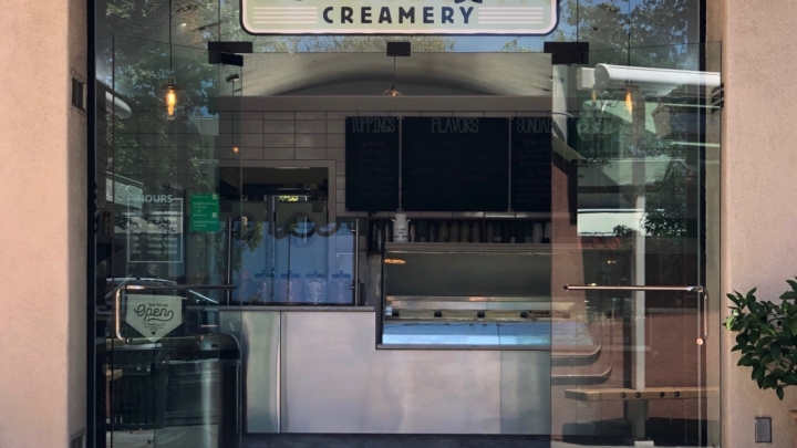 Noble Cow Creamery at 1809 Fourth Street in Berkeley. Photo: Noble Cow Creamery