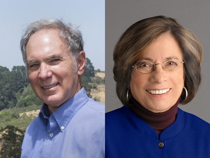 District 6 candidates (from left to right in ballot order): Richard Illgen and Susan Wengraf