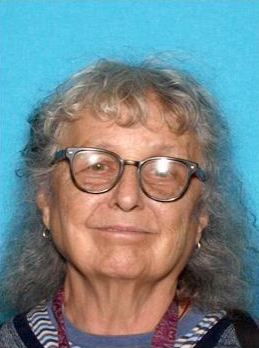 """DMV photo of Betty Baxter """"BeeBee"""" Simmons, now missing"""