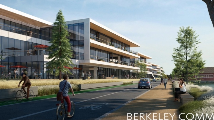 proposed development in Berkeley