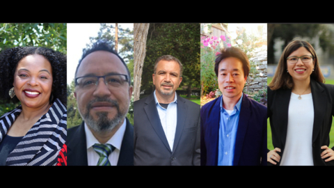 five Berkeley School Board candidates