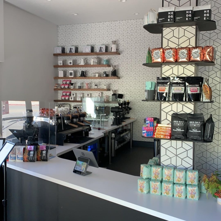 Ain't Normal Cafe in Rockridge opened Oct. 21, serving coffee from a variety of Bay Area roasters. Photo: Ain't Normal Cafe