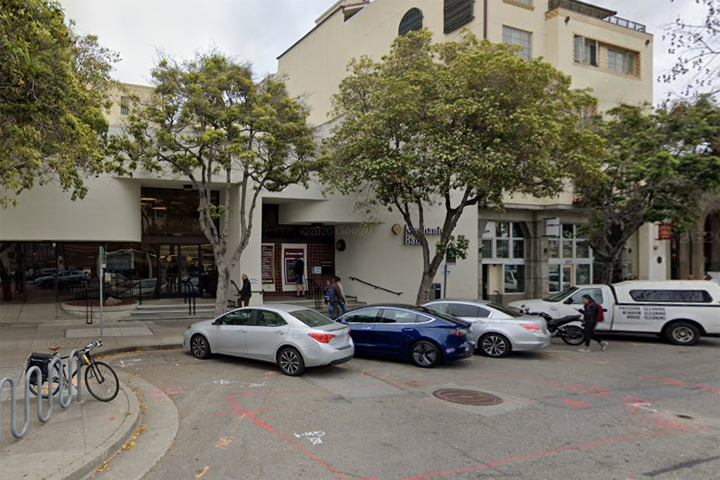 A bank robbery at Mechanics Bank is under investigation in downtown Berkeley