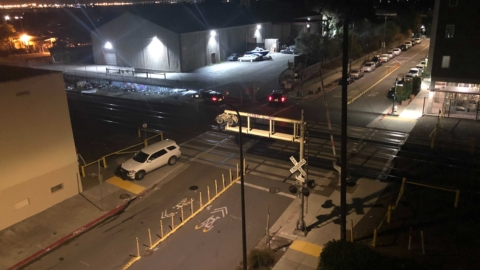 Third death by train in two years on tracks near Berkeley's Amtrak Station