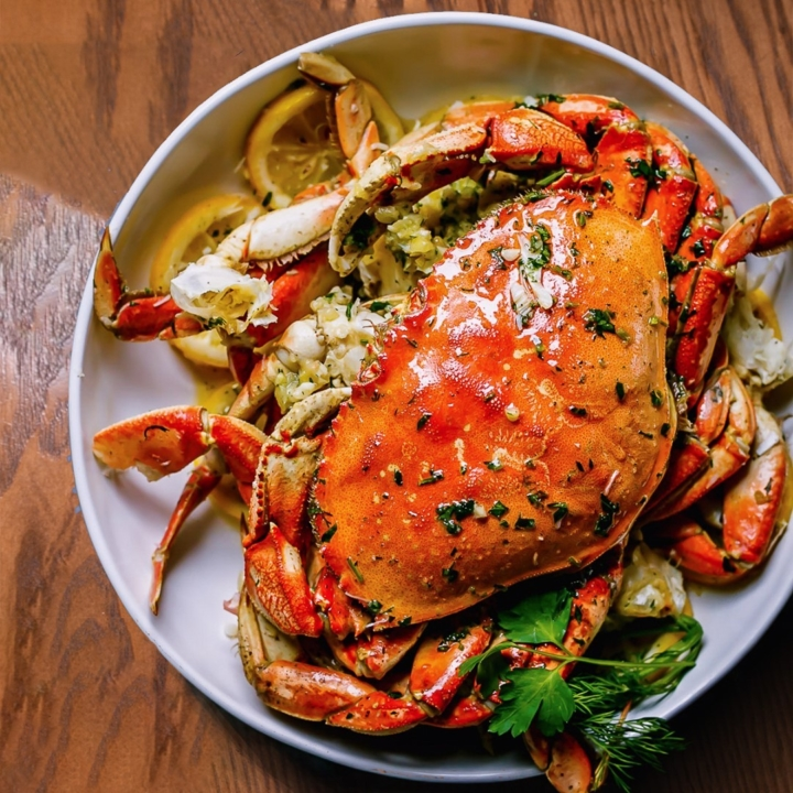 Sabio on Main in Pleasanton offers a crab pack that feeds two. Photo: Sabio