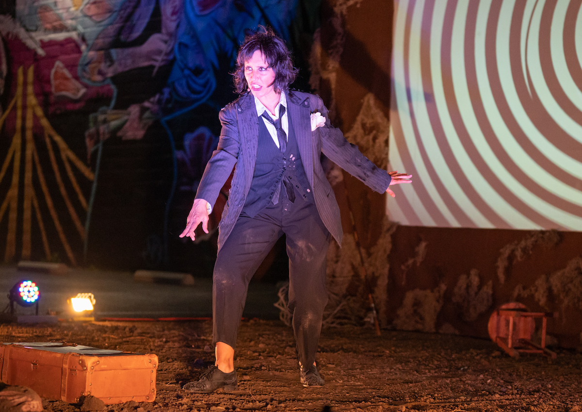 Oakland Theater Project's one-person 'The Waste Land' is brilliant