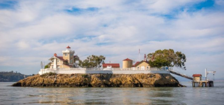 The East Brother Light Station
