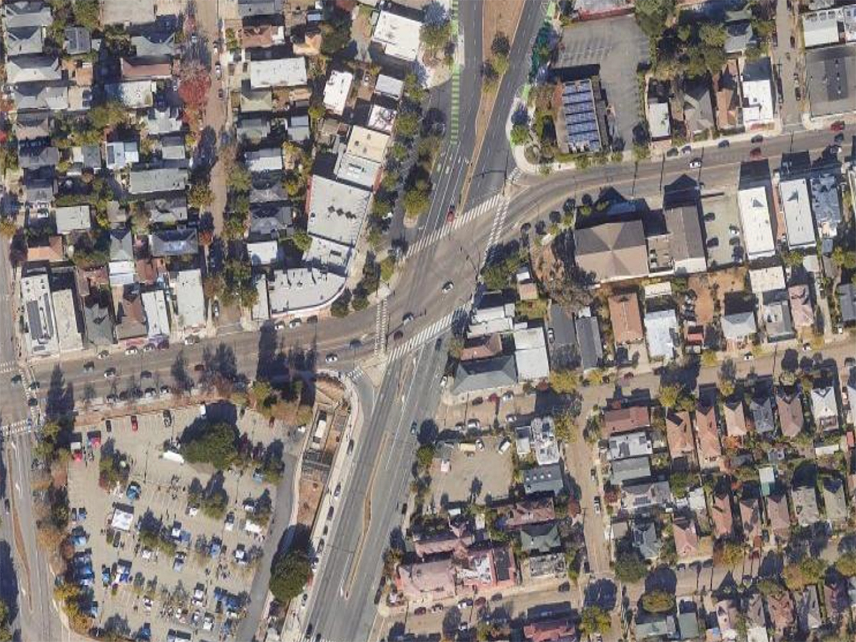 Hit-and-run crash killed man found in South Berkeley median, autopsy shows